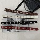Wholesale fashion full hole belt  NHWP336895