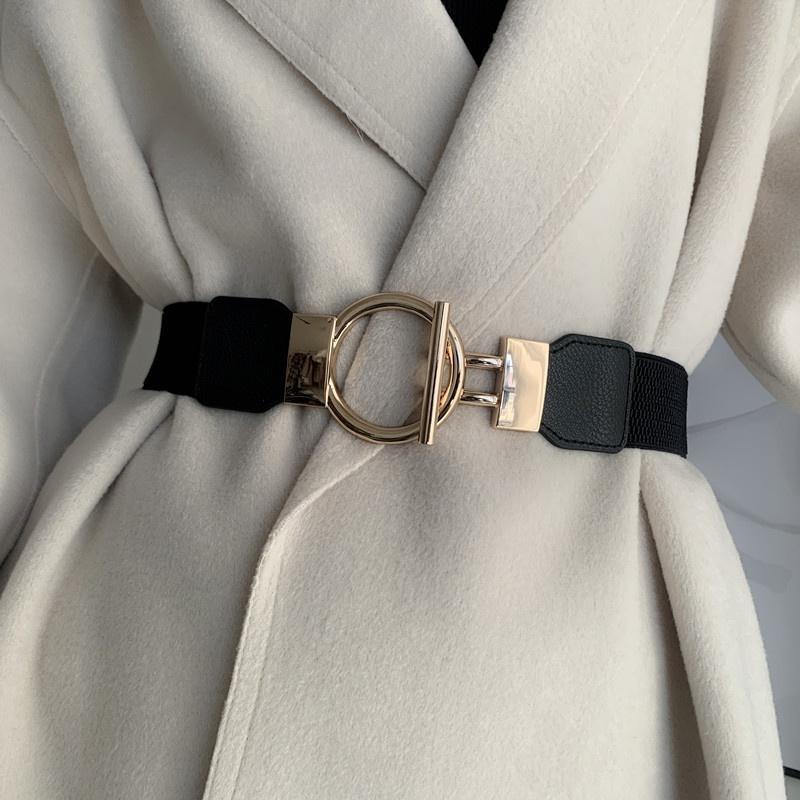 fashion metal buckle belt NHWP336918
