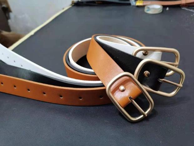 wholesale Korean solid color belt  NHWP336921's discount tags