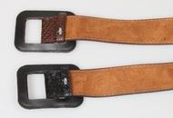 fashion crocodile pattern wide girdle  NHJSR336949