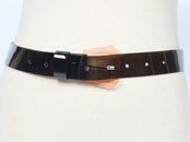 simple laser transparent belt  NHJSR336961