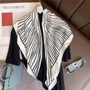 new korean fashion striped scarf  NHCJ336976