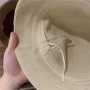 Korean braided buckle sunscreen fisherman hat NHALD337058