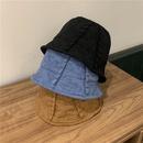 Korean folds wave fisherman hat wholesale NHALD337062