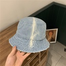 Korean hole cowboy washed fisherman hat NHALD337065