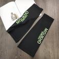 NHMN1558885-1-trumpet-sleeves-green-on-black-background-One-