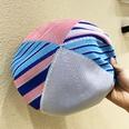 NHALD1559056-Pink-+-gray-stitching-buds-M-(56-58cm)-XY