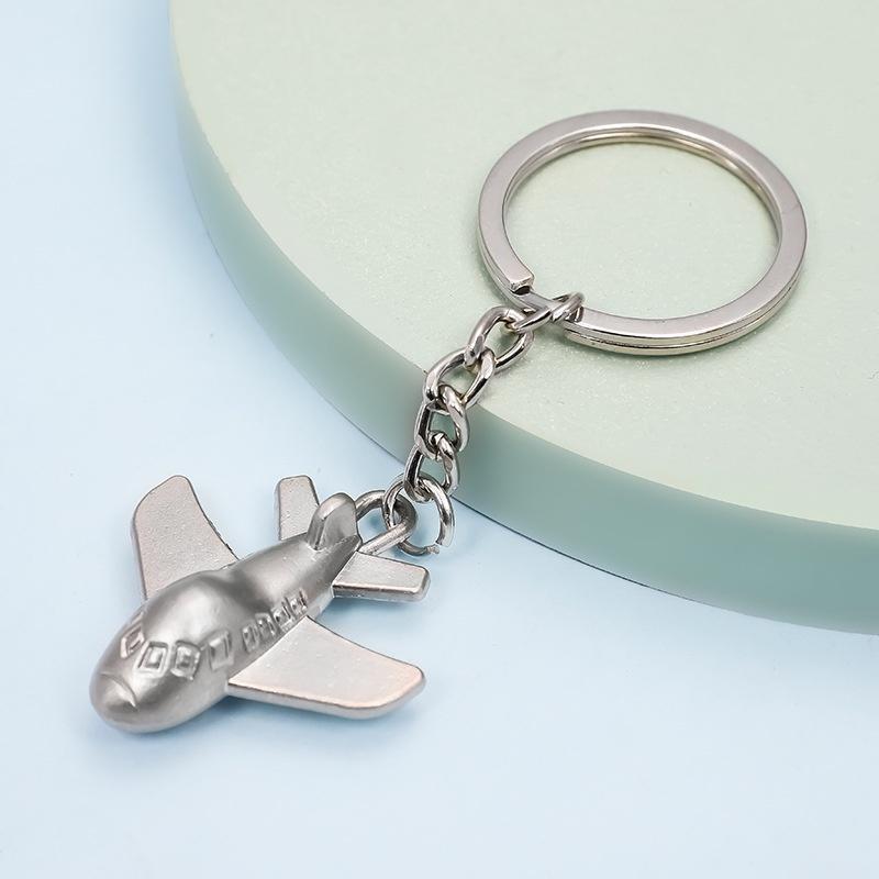 Alloy Aircraft Keychain NHAP337095