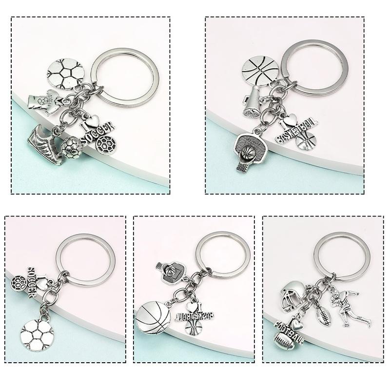 Sport alloy keychain NHAP337099