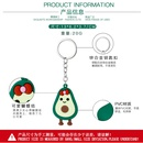 cute creative Avocado keychain NHAP337107
