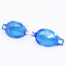 Fashion childrens silicone waterproof and antifog swimming goggles NHWW337162