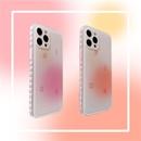 Fashion gradient rendering English phone case NHFI337167
