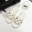 summer korean style flatbottomed slippers NHPE337227