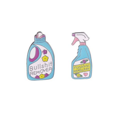 broche de botella de detergente para ropa de moda NHCU337244's discount tags