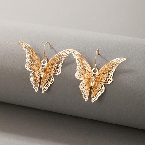neue kreative Mode klassische wilde Schmetterlingsohrringe NHGY337948's discount tags