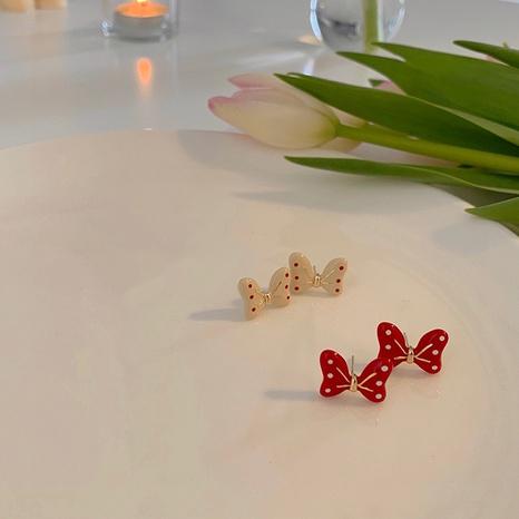 Mode Zirkon Schmetterling Ohrringe NHOT336751's discount tags