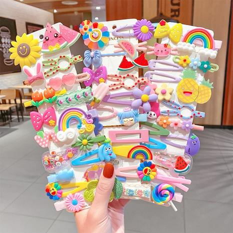 Mode Bonbon Farbe Kinder Haarnadel NHNA336429's discount tags