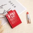 fashion crocodile pattern mini coin purse wallet NHLAN337262