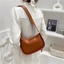 Korean embossed underarm small bag NHXC337273
