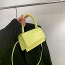 fashion white portable messenger bag  NHXC337285