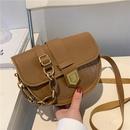 fashion embossed oneshoulder armpit bag NHXC337302