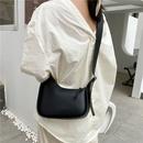 Korean wide strap shoulder messenger bag  NHXC337303