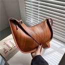 wholesale fashion solid color oneshoulder bag  NHXC337315