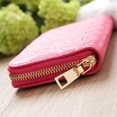Korean chain pattern glossy clutch bag  NHLAN337339