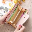 Korean single pull tassel plaid bag  NHLAN337348