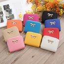 Korean short bow candycolored small square bag NHLAN337361