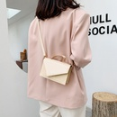 Fashion small square bag messenger bag  NHRU337392