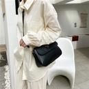 Fashion hand bag shoulder armpit small square bag NHRU337409