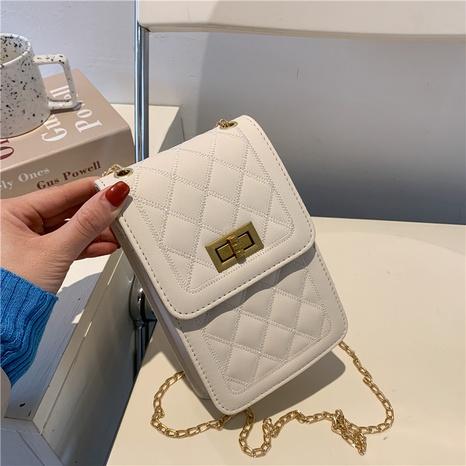 Koreanische Handytasche Mode Diamant Kettenbeutel Münzgeldbörse NHRU337411's discount tags