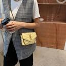 Fashion messenger bag small square bag NHJZ337451