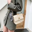 Fashion womens summer portable small square bag simple messenger bag NHJZ337602