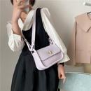 Fashion messenger bag small square bag NHJZ337603