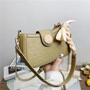Fashion shoulder bag messenger saddle bag NHJZ337606