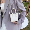 2021 shoulder messenger bag solid color mobile phone bag NHJZ337618