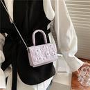 Fashion messenger bag portable chain shoulder bag NHJZ337619