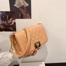 Korean diamond crossbody bag saddle bag shoulder bag  NHJZ337640