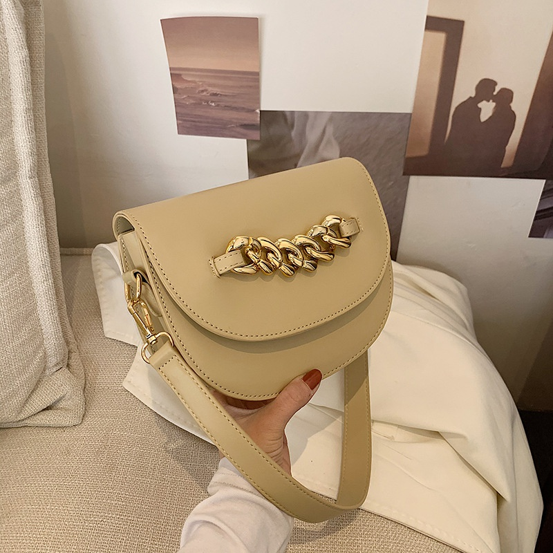 Fashion underarm womens bags messenger bag saddle bag NHJZ337643