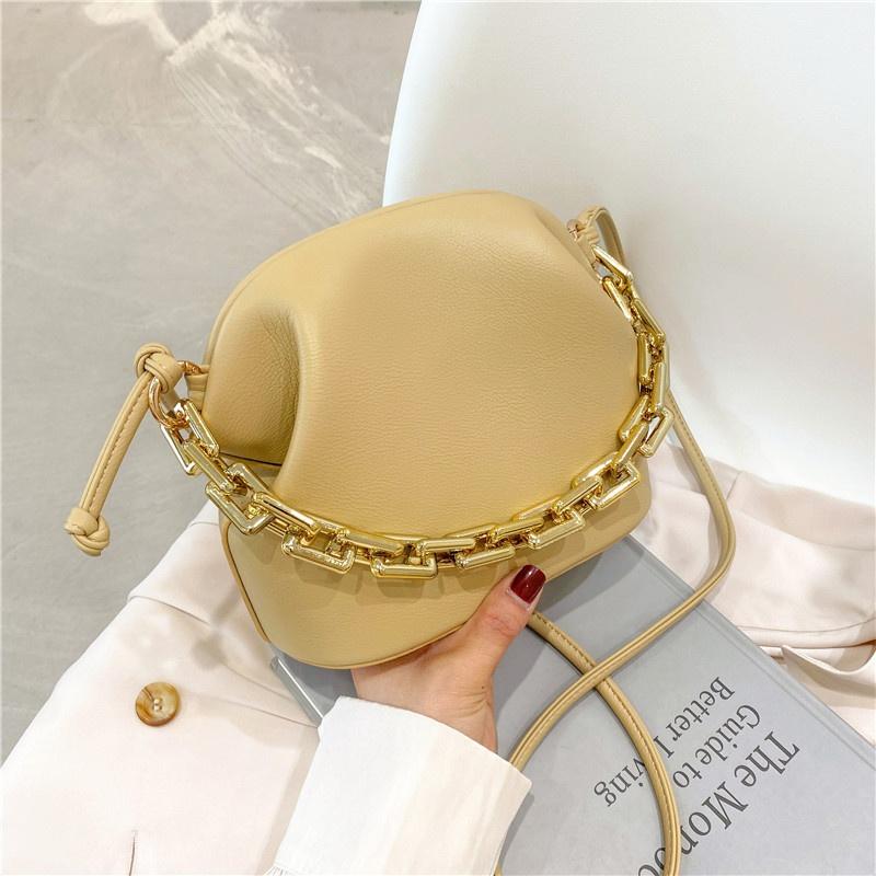 Fashion handheld chain bag shoulder messenger bag NHJZ337644