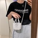 fashion beaded messenger bag wholesale NHWH337678