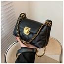 fashion twining chain messenger small square bag NHWH337683