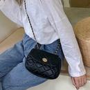 fashion rhombus chain small bag NHWH337700