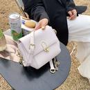 Korean lock messenger bag change mobile phone bag chain shoulder bag NHTG337729
