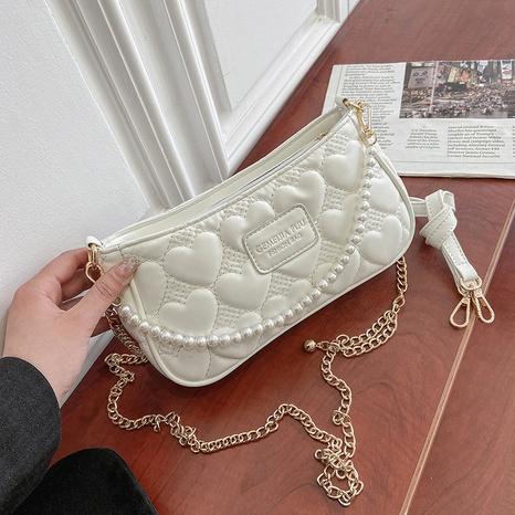 Mode Perlenkette Schulter Umhängetasche Großhandel NHTG337717's discount tags
