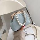 Pearl chain shoulder messenger portable bag NHTG337733