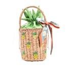 fashion woven straw bag  NHTC337776