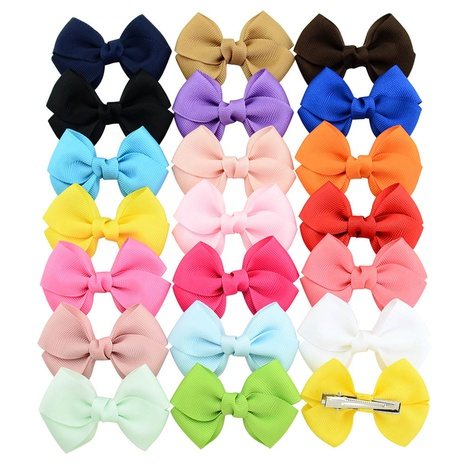 new fashion children's classic bow hairpin set NHMO337843's discount tags